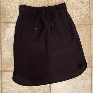 Lululemon On the Fly Skirt